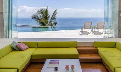 Villa Splash Open Plan Lounge Area | Nathon, Koh Samui