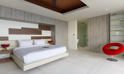 Villa Splash Bedroom | Nathon, Koh Samui