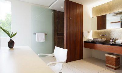 Villa Splash Bathroom One | Nathon, Koh Samui