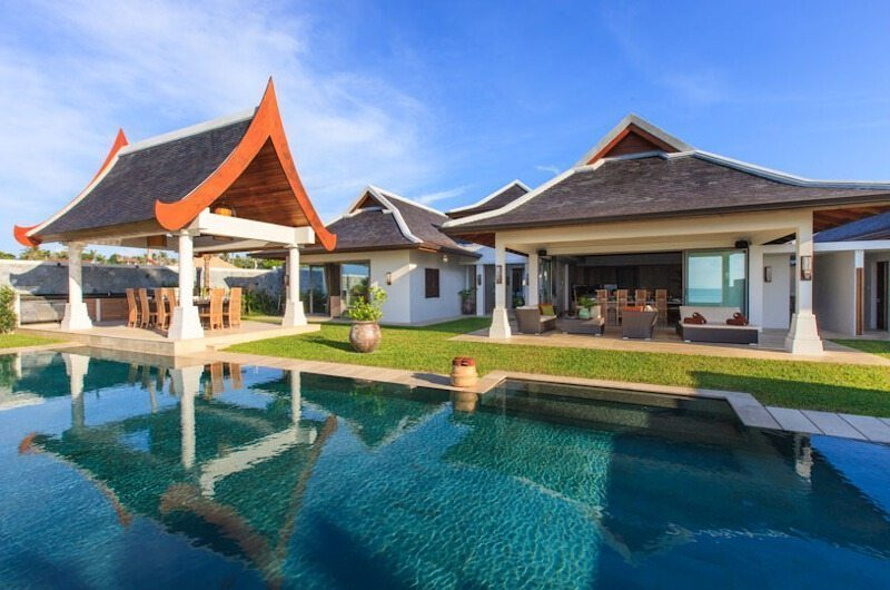 Villa Wayu Swimming Pool  Koh Samui, Thailand