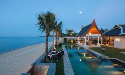 Villa Wayu Beach Front| Koh Samui, Thailand