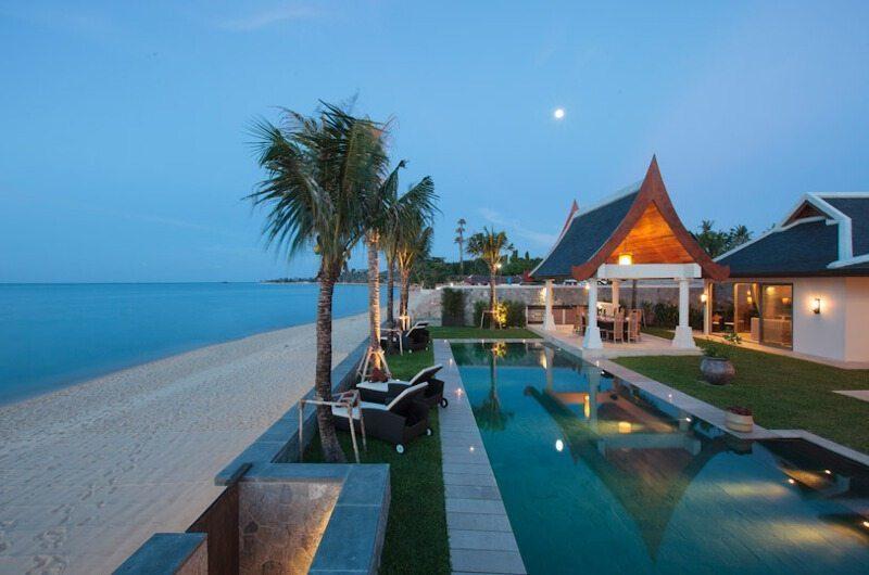 Villa Wayu Beach Front  Koh Samui, Thailand