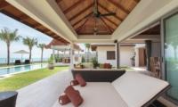 Villa Wayu Living Room  Koh Samui, Thailand