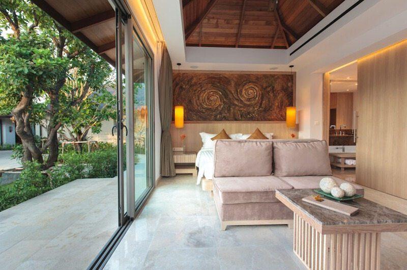 Villa Wayu Bedroom  Koh Samui, Thailand