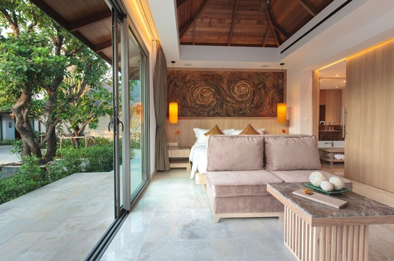 Villa Wayu Bedroom| Koh Samui, Thailand