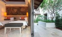 Villa Wayu Twin Bedroom  Koh Samui, Thailand