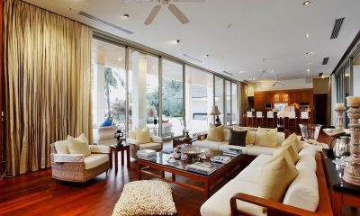 Baan Taley Rom Living Room | Phuket, Thailand