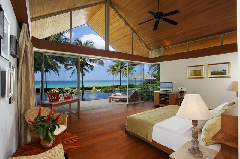 Baan Taley Rom Bedroom with Sea View | Phuket, Thailand