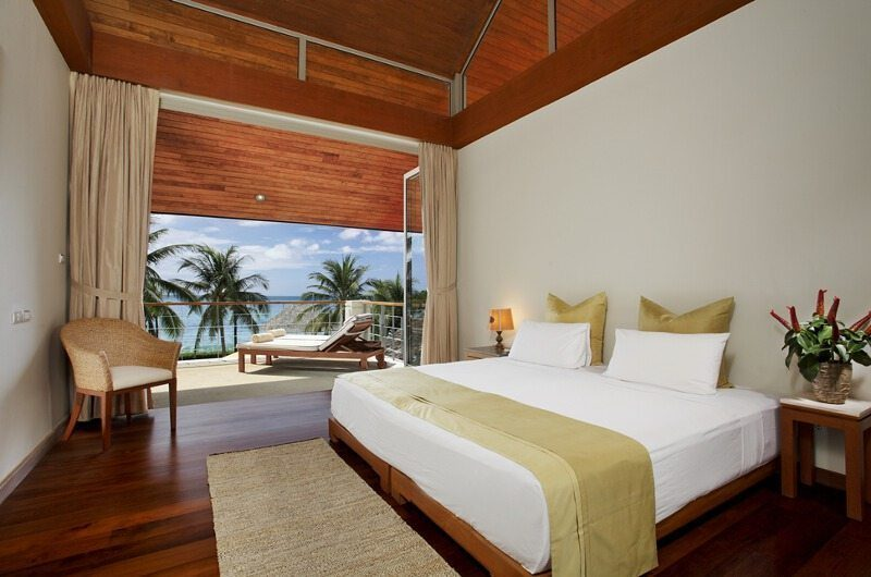 Baan Taley Rom Bedroom View | Phuket, Thailand