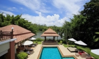 Laguna Waters Pool Bale|Phuket, Thailand
