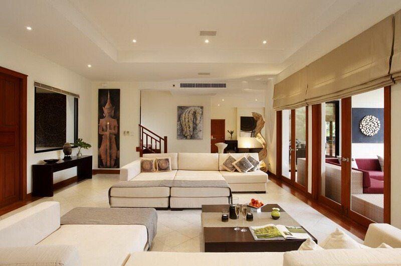 Laguna Waters Living Room|Phuket, Thailand