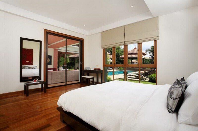 Laguna Waters Bedroom |Phuket, Thailand