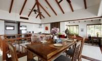 Villa Cattleya C10 Dining Area | Patong, Phuket