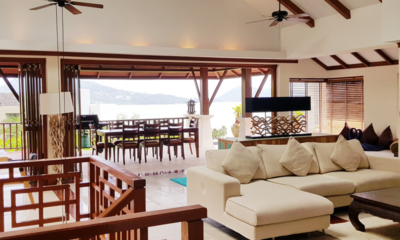 Villa Cattleya C5A Living Room | Patong, Phuket