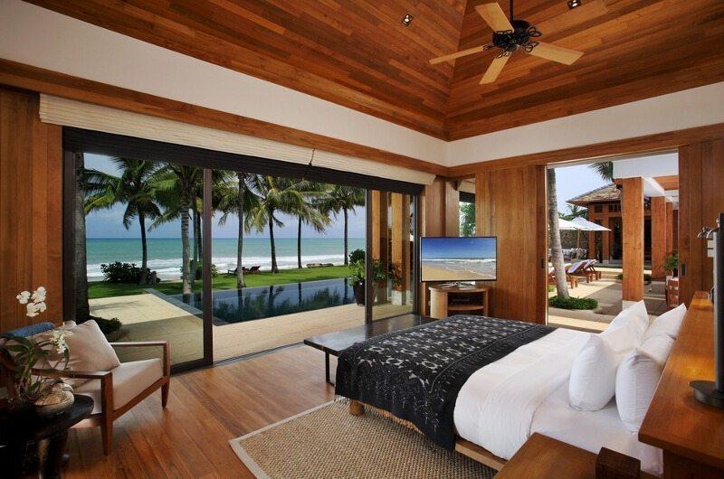 Villa Nandana Master Bedroom Phuket, Thailand