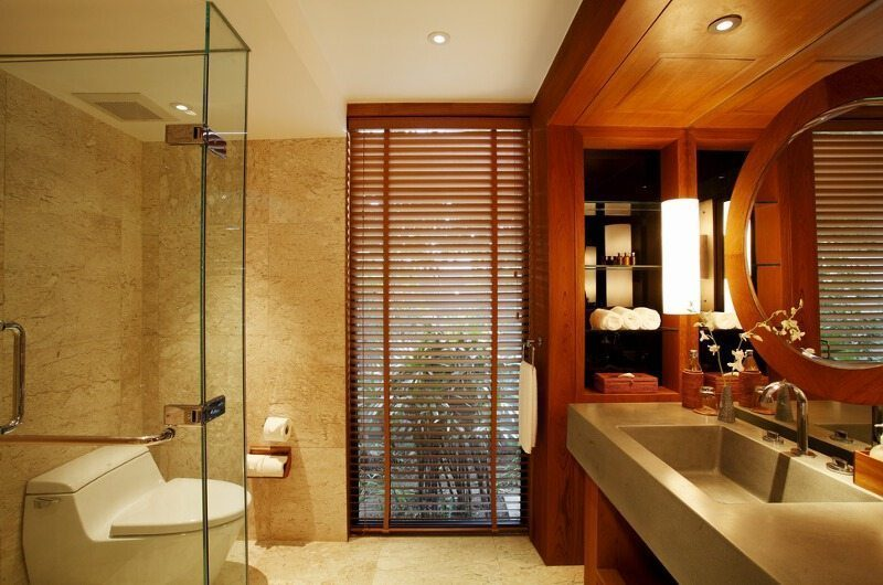 Villa Nandana Bathroom   Phuket, Thailand