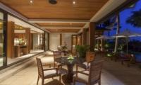 Villa Nandana Outdoor Dining   Phuket, Thailand