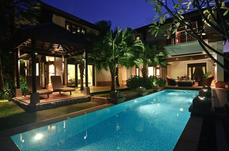 Villa Samorna Swimming Pool | Phuket, Thailand