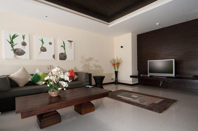 Villa Samorna Living Room | Phuket, Thailand