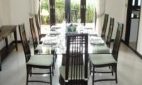 Villa Samorna Dining Room | Phuket, Thailand