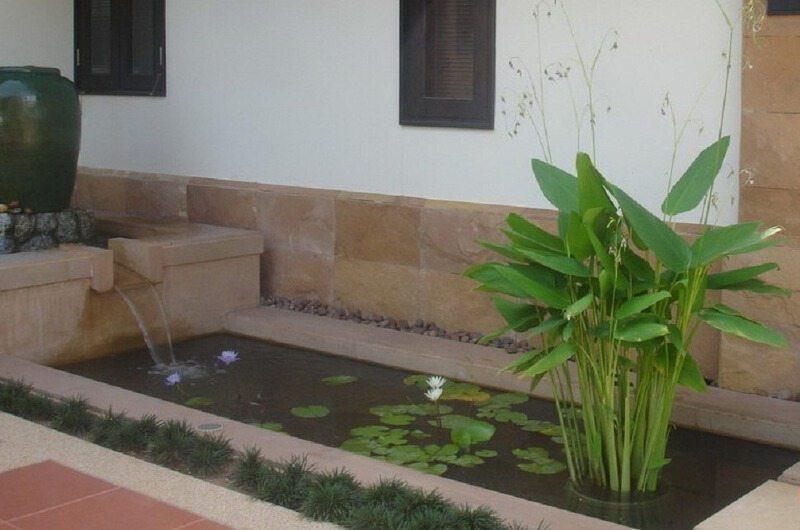 Villa Samorna Water Features | Phuket, Thailand