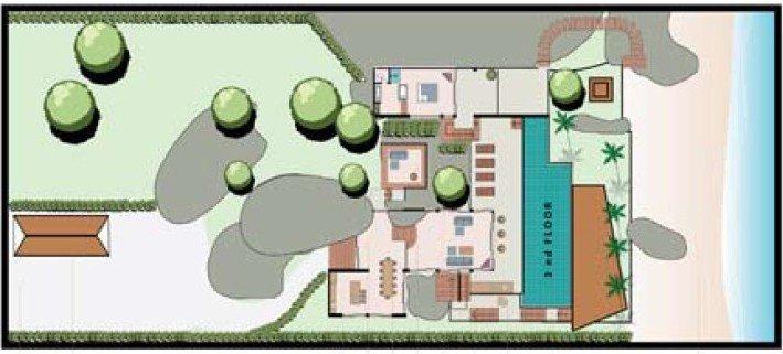 Baan Hinta Floorplan | Lamai, Koh Samui
