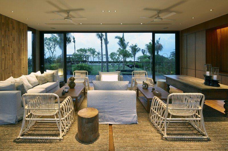 Arnalaya Beach House Living Room | Canggu, Bali