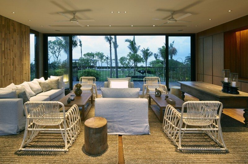 Arnalaya Beach House Living Room|Canggu, Bali
