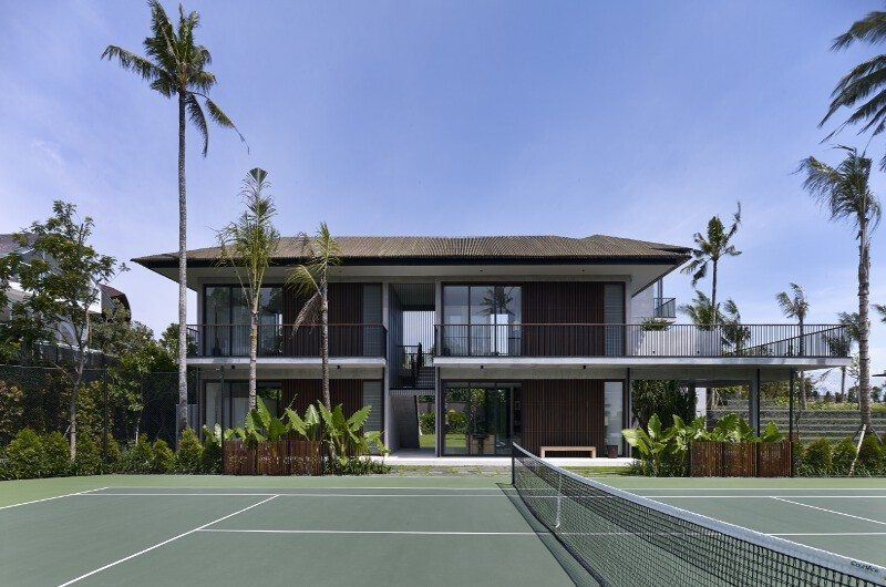 Arnalaya Beach House Tennis Court | Canggu, Bali