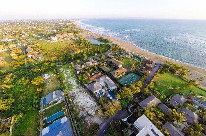 Arnalaya Beach House Ocean Views | Canggu, Bali