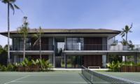 Arnalaya Beach House Outdoor Tennis Court | Canggu, Bali