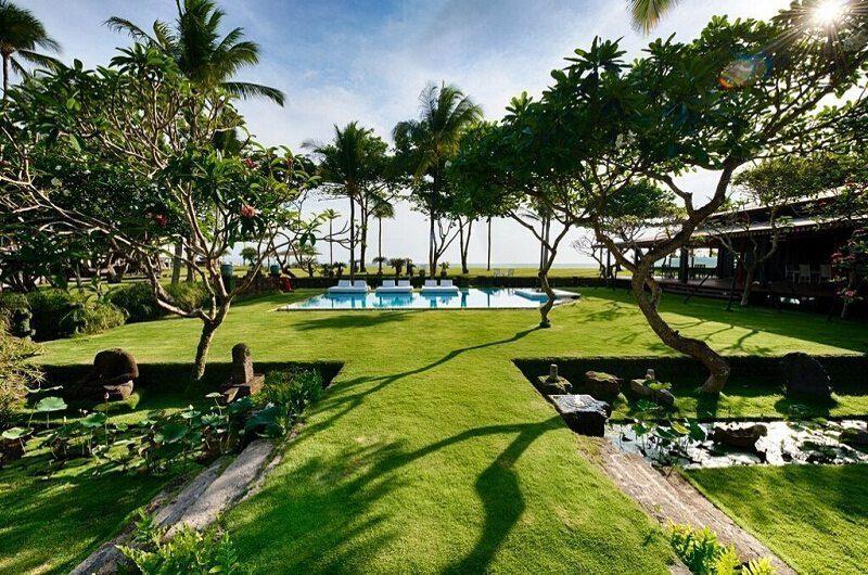 Morabito Art Villa Gardens And Pool | Canggu, Bali