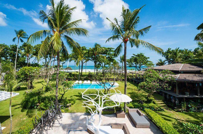 Morabito Art Villa Outdoor View | Canggu, Bali