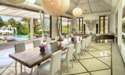 Pure Villa Bali Dining Area | Canggu, Bali