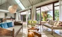 Pure Villa Bali Living Room | Canggu, Bali