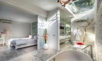 Pure Villa Bali Bedroom with Enclosed Bathroom | Canggu, Bali