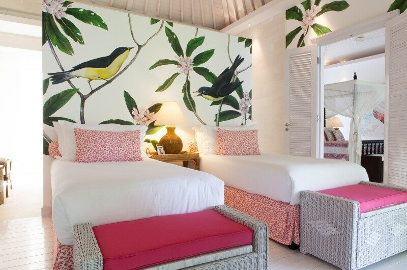 The Cotton House Twin Bedroom | Seminyak, Bali