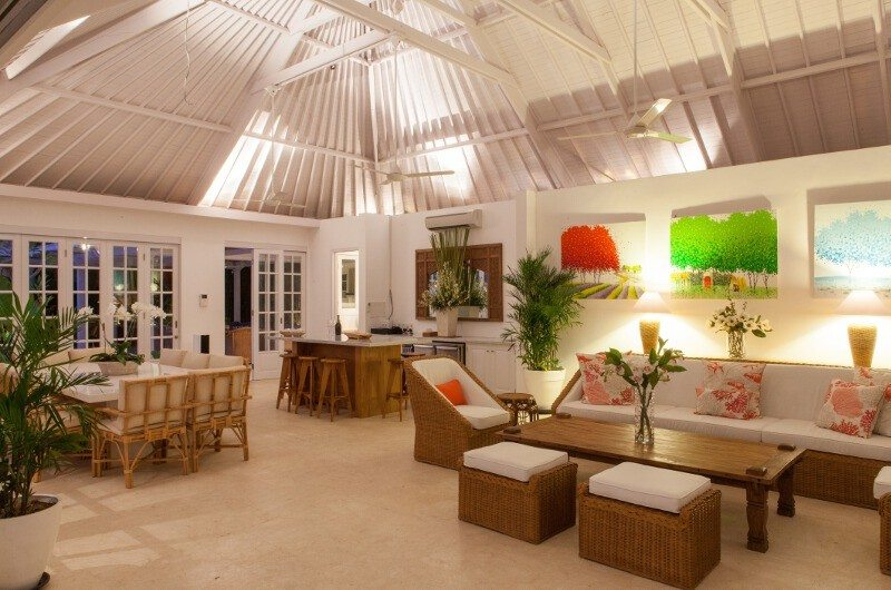 The Cotton House Living Room | Seminyak, Bali