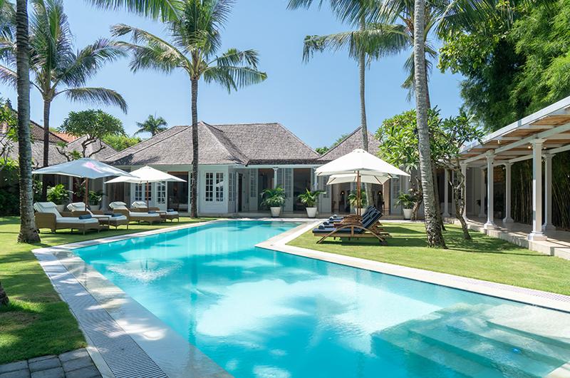 The Cotton House Sun Decks Area | Seminyak, Bali