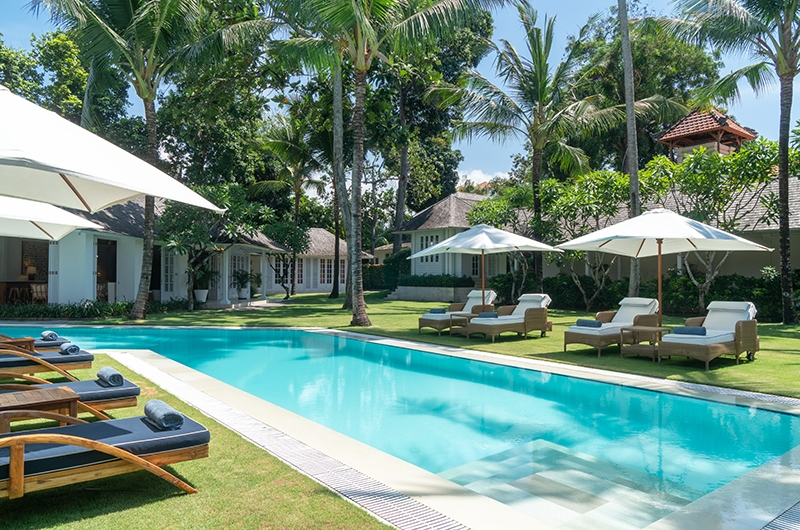 The Cotton House Pool Side Area | Seminyak, Bali