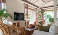 The Cotton House Villa 1 Lounge | Seminyak, Bali