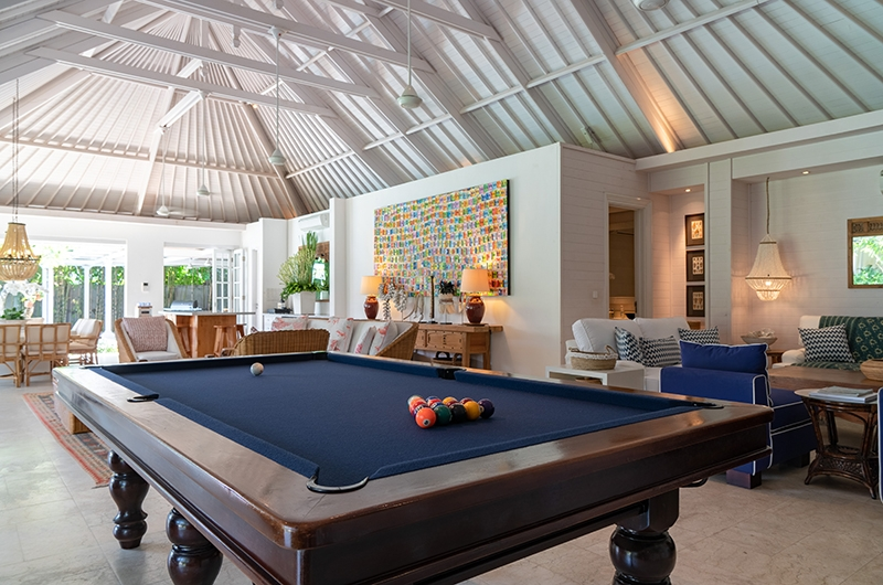 The Cotton House Billiard Table | Seminyak, Bali
