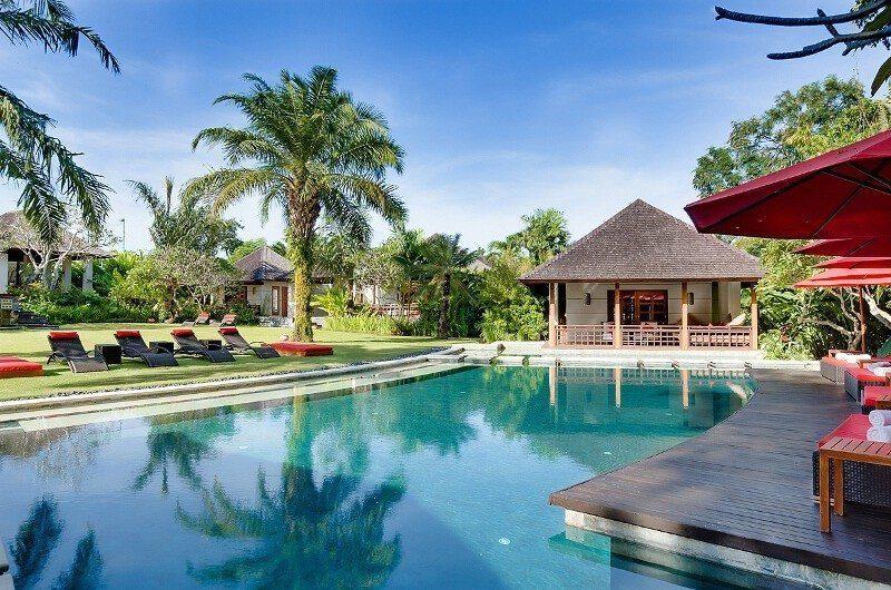 Villa Beji Sun Loungers   Canggu, Bali