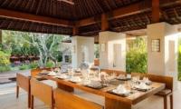 Villa Beji Dining Area   Canggu, Bali