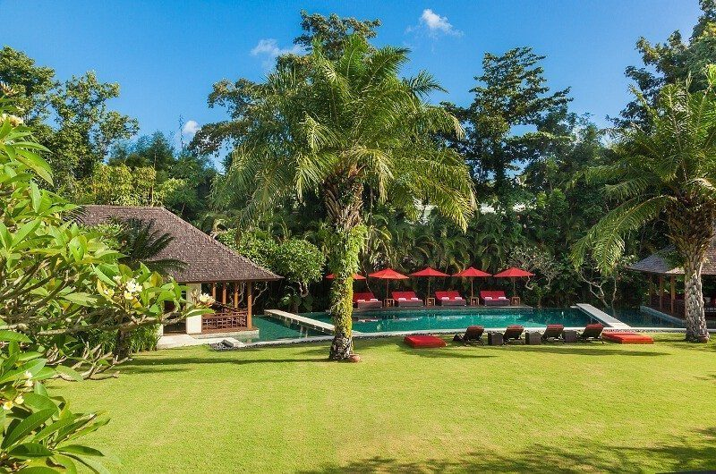 Villa Beji Swimming Pool   Canggu, Bali