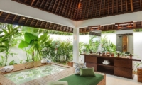 Villa Beji Bathroom with Bathtub | Canggu, Bali