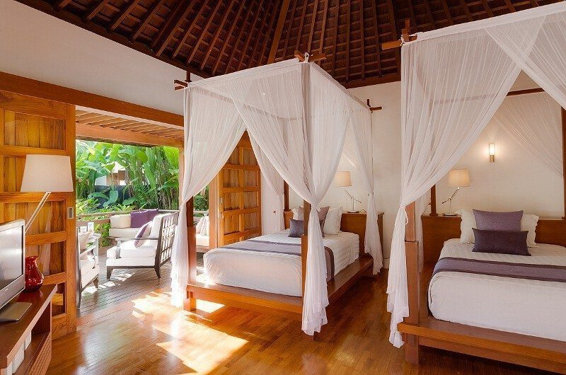 Villa Beji Twin Bedroom   Canggu, Bali
