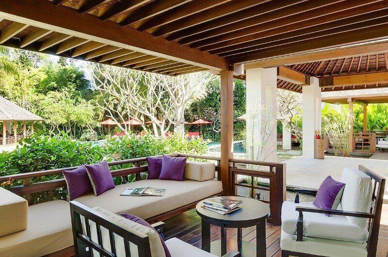 Villa Beji Lounge Area | Canggu, Bali