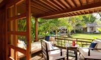 Villa Beji Balcony View   Canggu, Bali