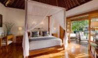 Villa Beji Bedroom and Balcony   Canggu, Bali